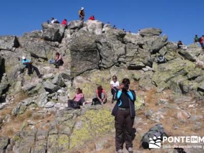 Travesía por la Sierra de la Maliciosa - Senderismo Madrid; visitas en madrid